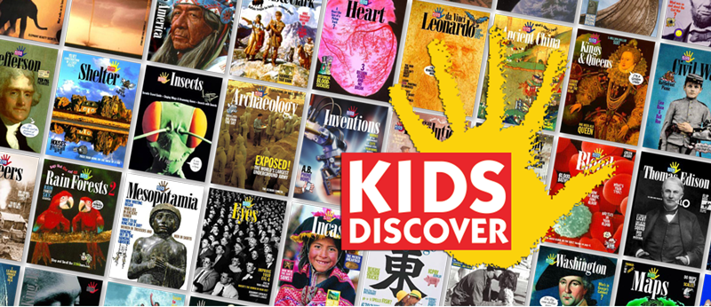 Brobel Design Relies on TruEdit to Create 88 Issues of Kids Discover Magazine in Less Than 10 Months